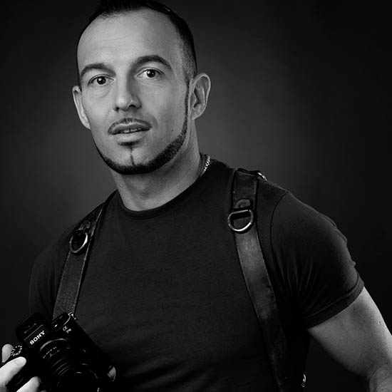 Nicolas Voisin, Photographer and Koh Samui Photo Studio Owner